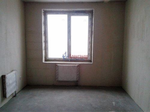 1-комнатная квартира (37м2) на продажу по адресу Мурино пос., Новая ул., 7— фото 2 из 20