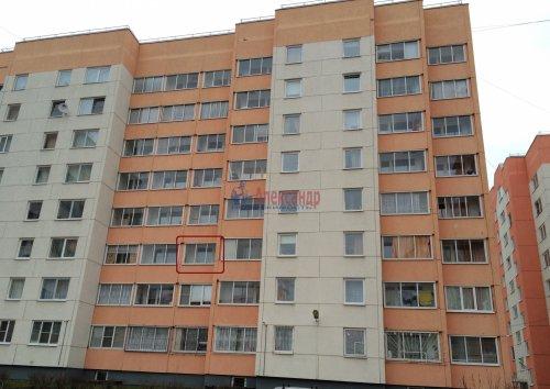 2-комнатная квартира (56м2) на продажу по адресу Красное Село г., Спирина ул., 7— фото 14 из 21