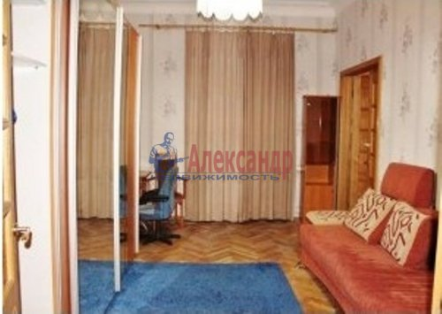 4-комнатная квартира (103м2) на продажу по адресу Тихорецкий пр., 7— фото 11 из 13
