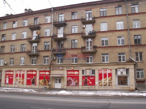 Комната в 3-комнатной квартире (83м2) на продажу по адресу Двинская ул., 11— фото 1 из 8