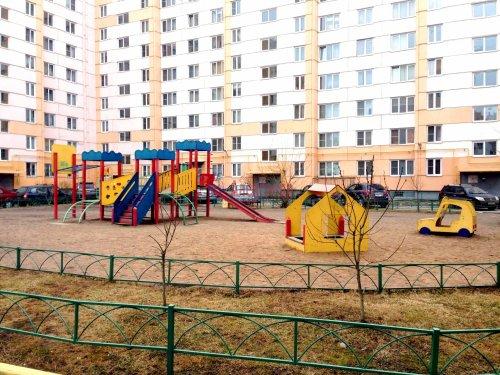 2-комнатная квартира (59м2) на продажу по адресу Шушары пос., Первомайская ул., 17— фото 11 из 11