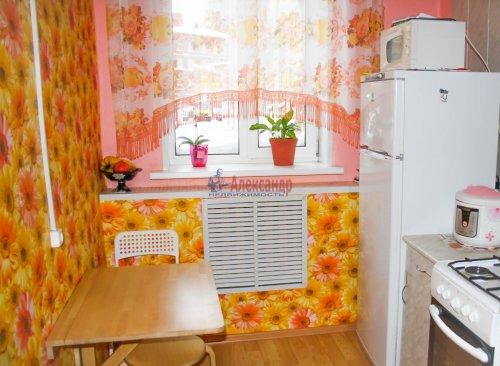 2-комнатная квартира (45м2) на продажу по адресу Выборг г., Крепостная ул., 1— фото 20 из 26