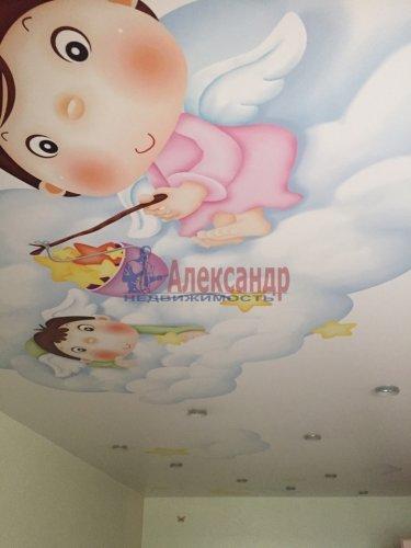 3-комнатная квартира (110м2) на продажу по адресу Мурино пос., Оборонная ул., 26— фото 5 из 11
