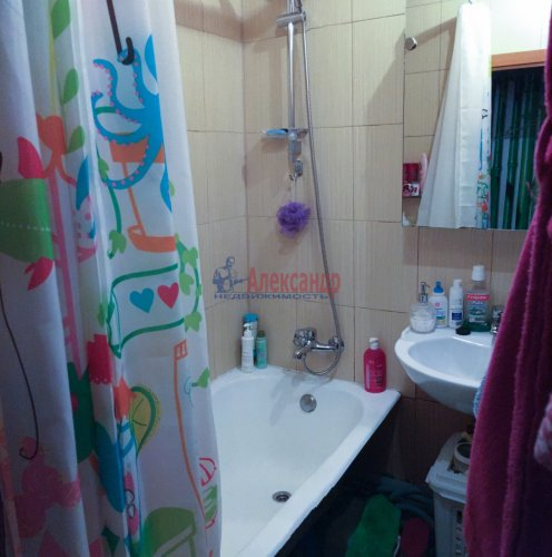 1-комнатная квартира (33м2) на продажу по адресу Поэтический бул., 13— фото 5 из 10