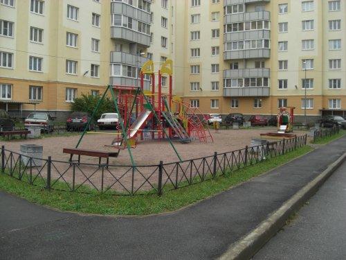 2-комнатная квартира (54м2) на продажу по адресу Осиновая Роща пос., Приозерское шос., 14— фото 12 из 17