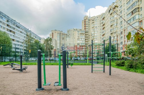 3-комнатная квартира (145м2) на продажу по адресу Коломяжский пр., 20— фото 22 из 33