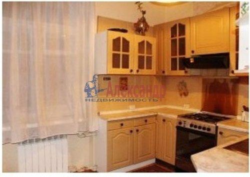 4-комнатная квартира (103м2) на продажу по адресу Тихорецкий пр., 7— фото 3 из 13