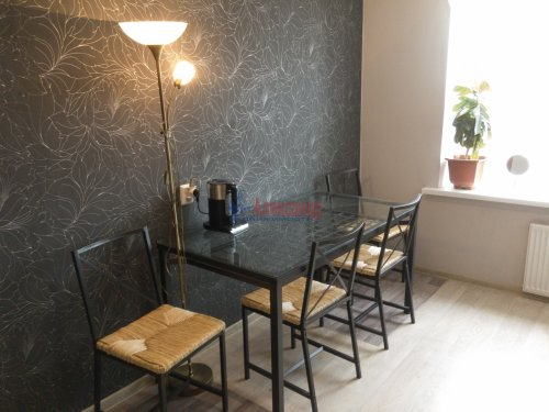 1-комнатная квартира (37м2) на продажу по адресу Парголово пос., Федора Абрамова ул., 18— фото 11 из 15