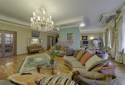 2-комнатная квартира (155м2) на продажу по адресу Садовая ул., 24— фото 5 из 22