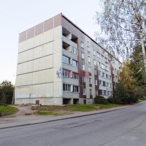 1-комнатная квартира (40м2) на продажу по адресу Выборг г., Победы пр., 4а— фото 19 из 19