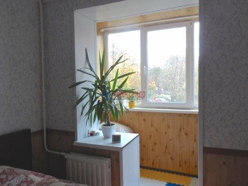 2-комнатная квартира (56м2) на продажу по адресу Всеволожск г., Героев ул., 9— фото 5 из 9