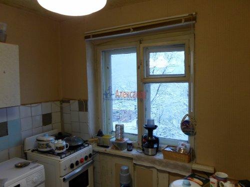 2-комнатная квартира (44м2) на продажу по адресу Коммунар г., Советская ул., 8— фото 2 из 6