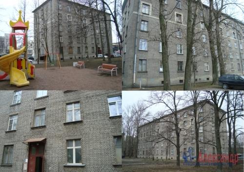 Комната в 1-комнатной квартире (280м2) на продажу по адресу Лабораторная ул., 9— фото 1 из 9