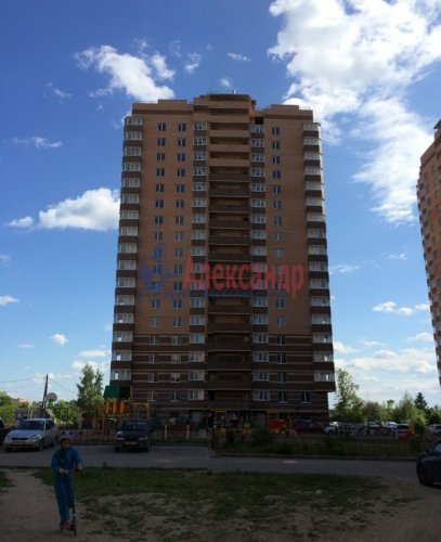 1-комнатная квартира (35м2) на продажу по адресу Никольское г., Советский пр., 16— фото 1 из 4