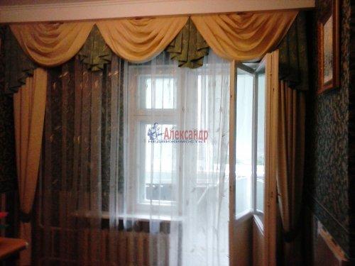 1-комнатная квартира (49м2) на продажу по адресу Сертолово г., Заречная ул., 10— фото 21 из 25