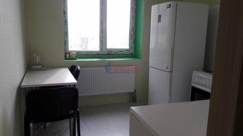 1-комнатная квартира (36м2) на продажу по адресу Кудрово дер., Европейский просп., 14— фото 1 из 2