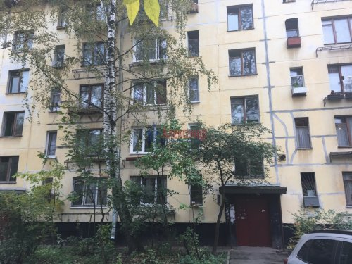 3-комнатная квартира (43м2) на продажу по адресу Бурцева ул., 3— фото 1 из 21