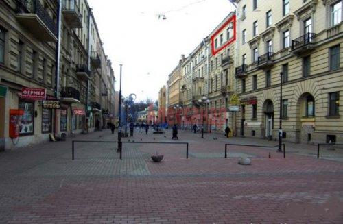 3-комнатная квартира (108м2) на продажу по адресу Финский пер., 6— фото 6 из 14