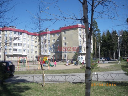 3-комнатная квартира (75м2) на продажу по адресу Сертолово г., Кленовая ул., 5— фото 14 из 14