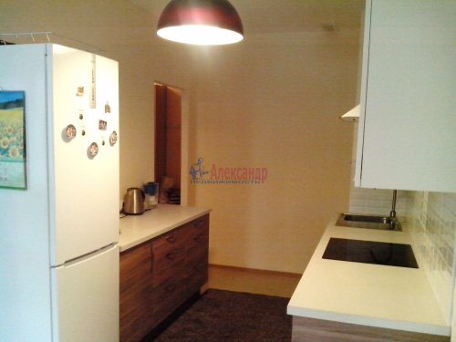 3-комнатная квартира (81м2) на продажу по адресу Мурино пос., Менделеева бул., 7— фото 5 из 24