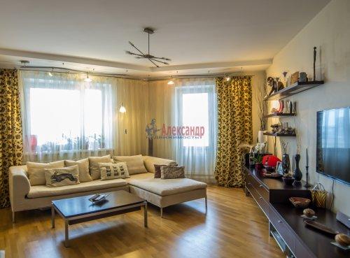 3-комнатная квартира (145м2) на продажу по адресу Коломяжский пр., 20— фото 1 из 33
