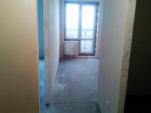 1-комнатная квартира (37м2) на продажу по адресу Мурино пос., Новая ул., 7— фото 9 из 20