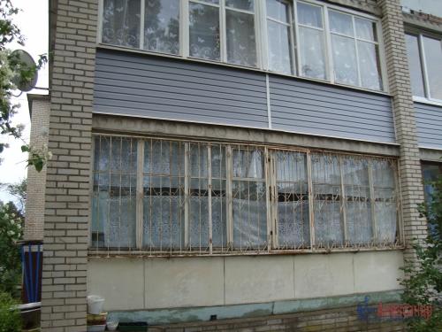 2-комнатная квартира (45м2) на продажу по адресу Толмачево пгт., 5— фото 2 из 16