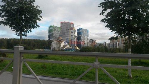 1-комнатная квартира (38м2) на продажу по адресу Кудрово дер., Пражская ул., 9— фото 15 из 17