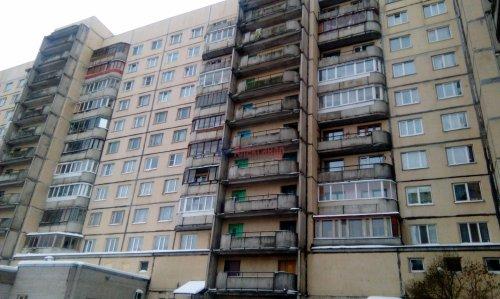 1-комнатная квартира (39м2) на продажу по адресу Косыгина пр., 26— фото 2 из 10