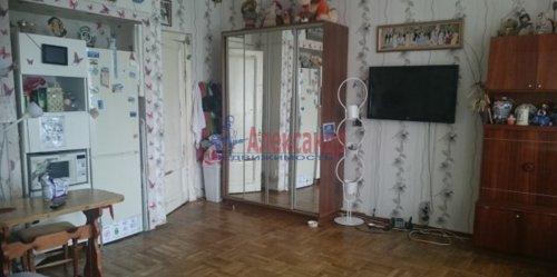 2 комнаты в 5-комнатной квартире (115м2) на продажу по адресу Лермонтовский пр., 50— фото 4 из 5