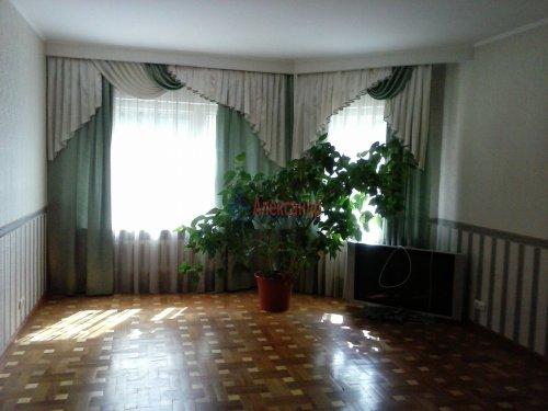 1-комнатная квартира (49м2) на продажу по адресу Сертолово г., Заречная ул., 10— фото 1 из 25