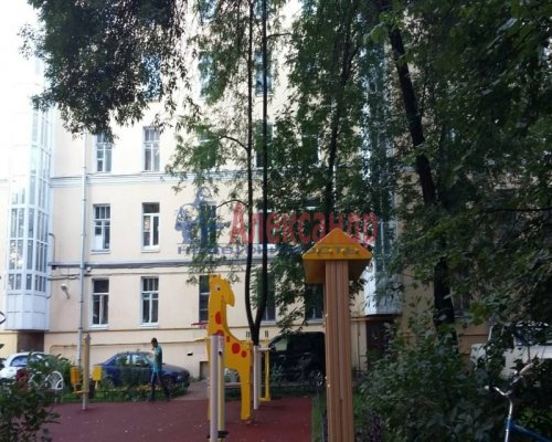 2-комнатная квартира (60м2) на продажу по адресу Большая Зеленина ул., 26— фото 1 из 8
