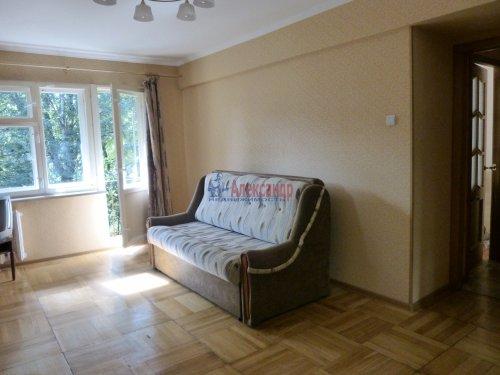 2-комнатная квартира (42м2) на продажу по адресу Гранитная ул., 52— фото 3 из 6