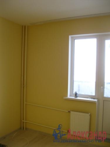 1-комнатная квартира (36м2) на продажу по адресу Шушары пос., Новгородский просп., 8— фото 2 из 4