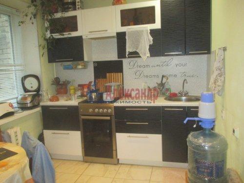 1-комнатная квартира (37м2) на продажу по адресу Малое Верево дер., 46— фото 6 из 8