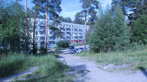 2-комнатная квартира (48м2) на продажу по адресу Лахденпохья г., Трубачева ул., 1— фото 1 из 16