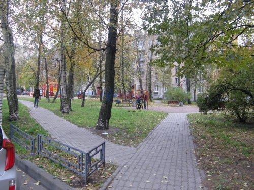 Комната в 3-комнатной квартире (75м2) на продажу по адресу Наличная ул., 25— фото 8 из 9