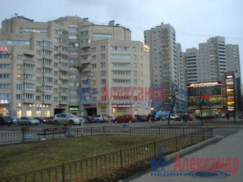1-комнатная квартира (42м2) на продажу по адресу Науки пр., 17— фото 1 из 2