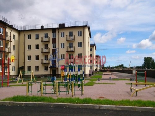 1-комнатная квартира (29м2) на продажу по адресу Щеглово пос., 82— фото 8 из 29