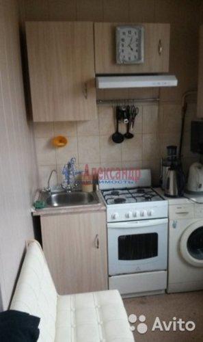 Комната в 3-комнатной квартире (89м2) на продажу по адресу 3 Рабфаковский пер., 8— фото 5 из 9