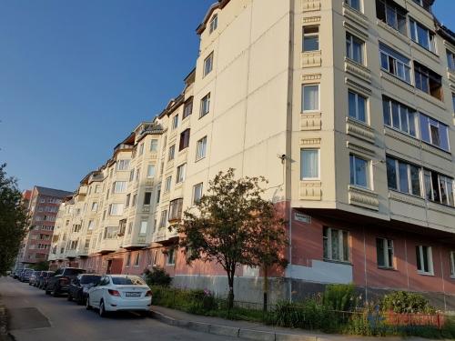 1-комнатная квартира (49м2) на продажу по адресу Сертолово г., Заречная ул., 10— фото 2 из 25