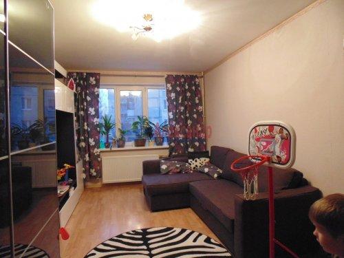 1-комнатная квартира (35м2) на продажу по адресу Парголово пос., 1 Мая ул., 107— фото 1 из 13