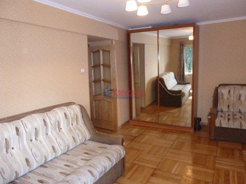 2-комнатная квартира (42м2) на продажу по адресу Гранитная ул., 52— фото 1 из 6