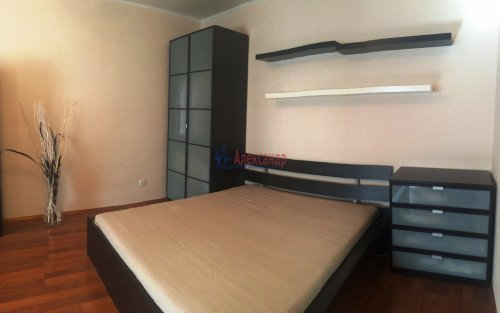 1-комнатная квартира (48м2) на продажу по адресу Поликарпова аллея, 2— фото 15 из 26