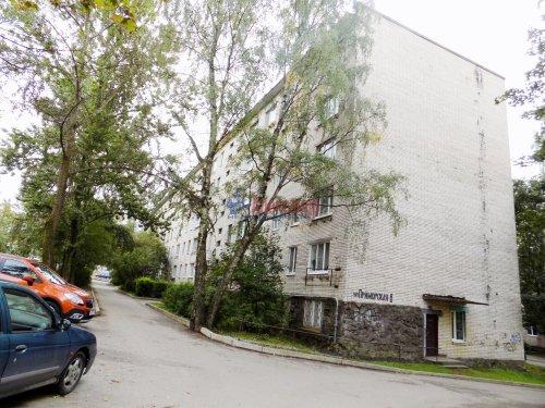 1-комнатная квартира (29м2) на продажу по адресу Выборг г., Приморская ул., 6— фото 14 из 14