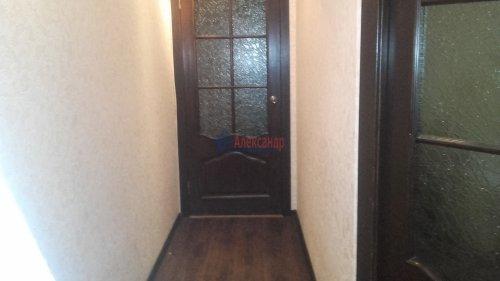 2-комнатная квартира (43м2) на продажу по адресу Петергоф г., Разведчиков бул., 16— фото 19 из 24