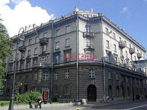 5-комнатная квартира (227м2) на продажу по адресу Каменноостровский пр., 25— фото 1 из 12