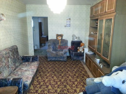 3-комнатная квартира (73м2) на продажу по адресу Лесогорский пгт., 7— фото 7 из 10