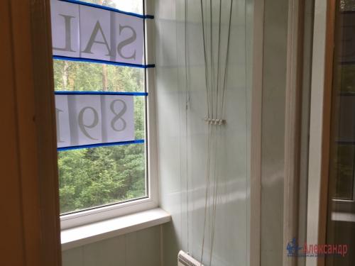 1-комнатная квартира (49м2) на продажу по адресу Сертолово г., Заречная ул., 10— фото 13 из 25
