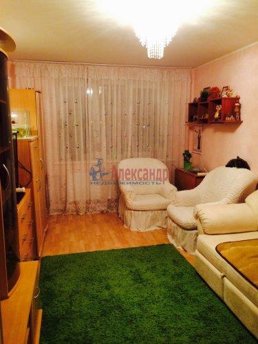 2-комнатная квартира (50м2) на продажу по адресу Пушкин г., Ростовская ул., 4— фото 4 из 16